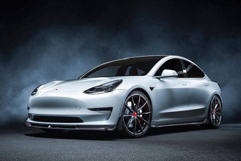 Vorsteiner Tesla Model 3 Volta