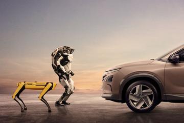 Hyundai neemt robotbouwer Boston Dynamics over