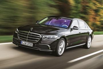 Mercedes-Benz S-klasse - Eerste rijtest