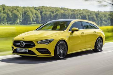 Mercedes-Benz geeft CLA Shooting Brake prijskaartje