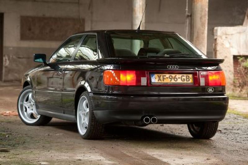 Audi Coupé 2.3 E (1989) #2 review - AutoWeek.nl