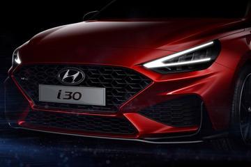 Gefacelifte Hyundai i30 in Genève