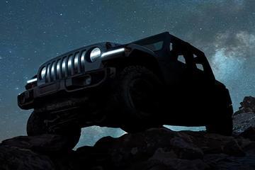 Elektrische Jeep Wrangler BEV Concept op komst