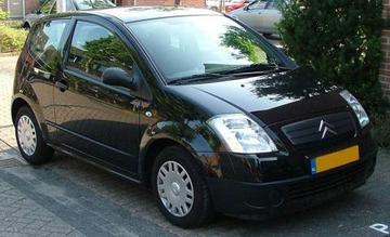Citroën C2 1.1 Plaisir (2005)