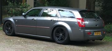 Chrysler 300C Touring 3.0 CRD (2006)