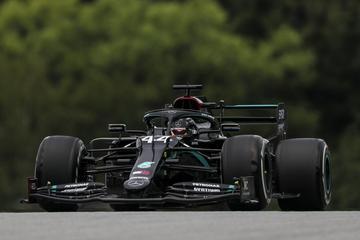 Mercedes-Benz opnieuw kampioen in de Formule 1