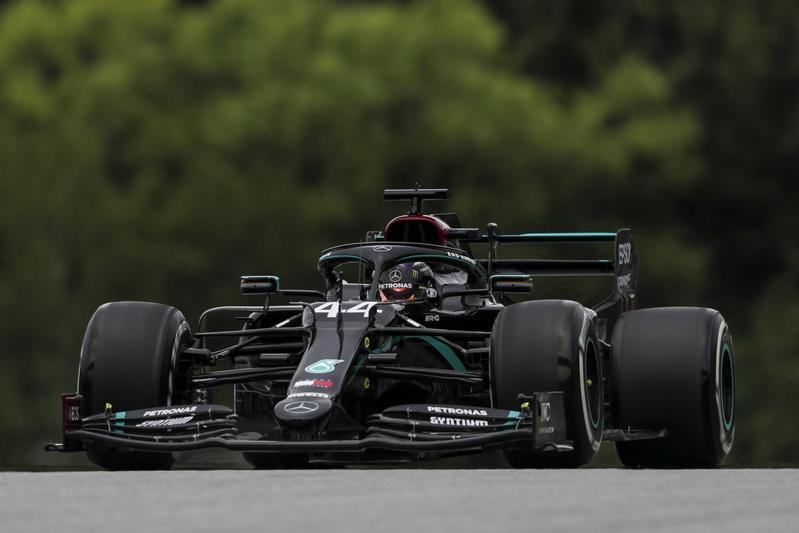 Mercedes-AMG F1 W11 Lewis Hamilton
