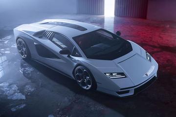 Dit is de Lamborghini Countach LPI 800-4!