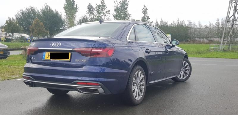 Audi A4 35 TFSI Business edition (2020)