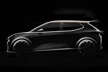 Seat komt in 2025 met compacte elektrische auto