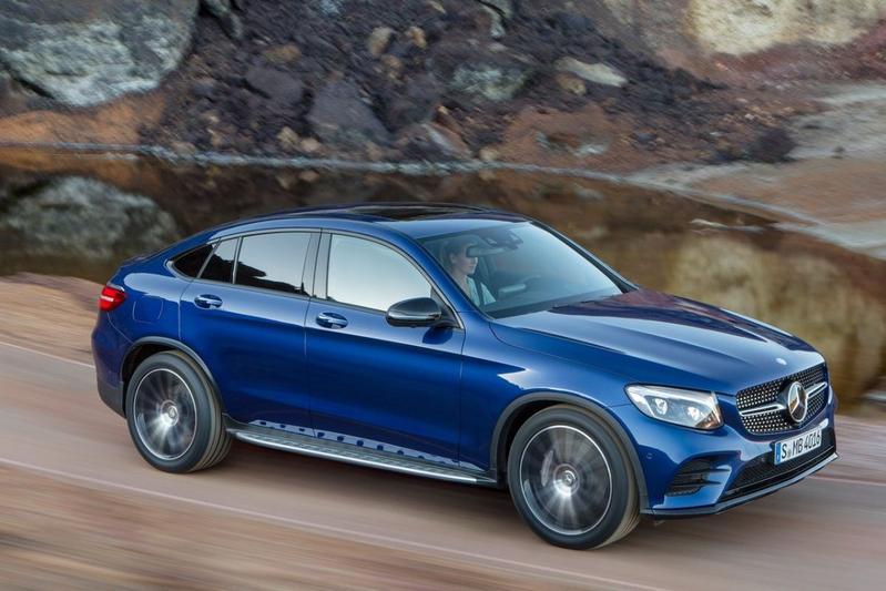 Prijzen Mercedes Glc Coupe Bekend Autoweek Nl