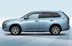 Mitsubishi Outlander PHEV Business Edition
