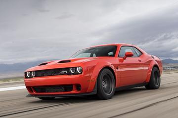 Dodge Challenger SRT Super Stock: gummen maar!