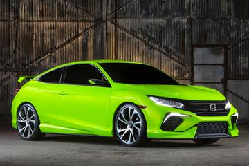 Honda Civic Concept: voorproefje!