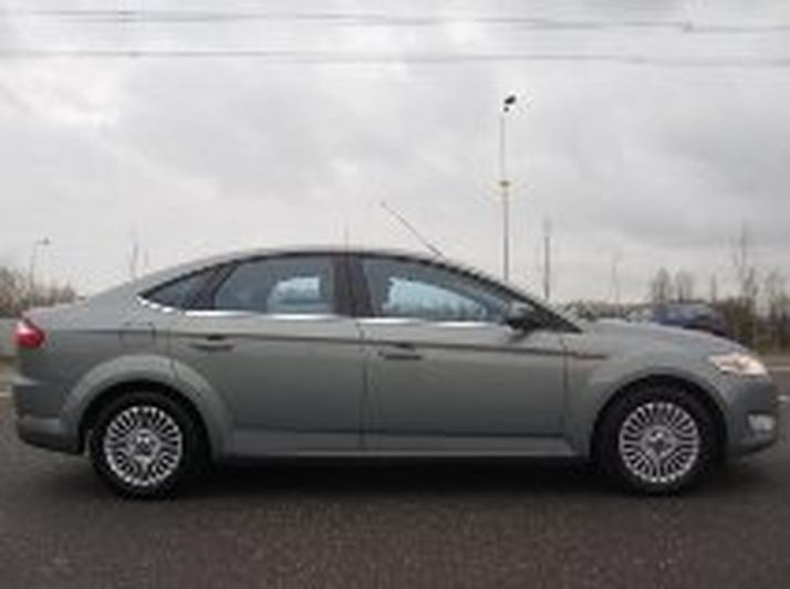 Ford Mondeo 2.0 TDCi 140pk Titanium (2008)