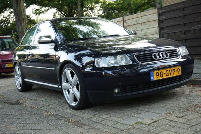 Audi A3 1.8 5V Turbo 150pk Ambiente (2001)