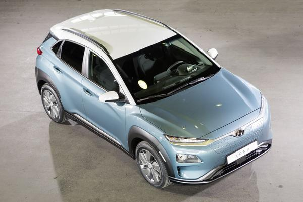 Hyundai Kona Electric maximaal 50.000 euro