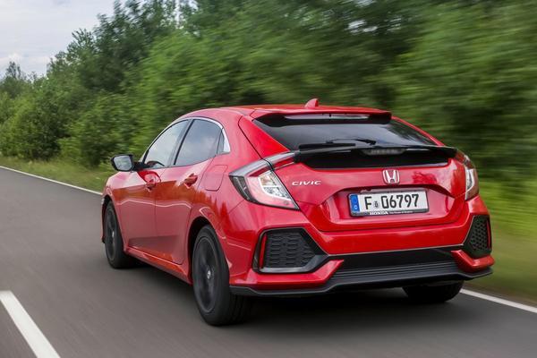Honda breidt prijslijst Civic uit