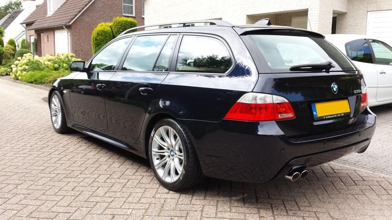 BMW 535d Touring High Executive (2005)