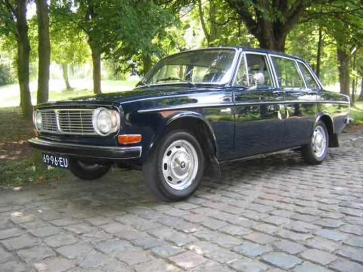 Volvo 140 (1968) #2