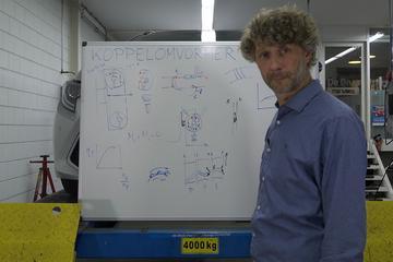 Koppelomvormer - Cornelis schetst