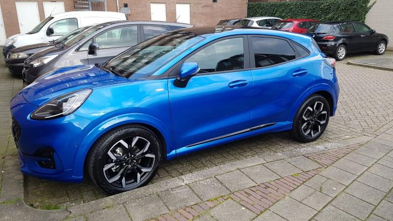 Ford Puma 1.0 EcoBoost 125pk ST-Line X First Edition (2020)