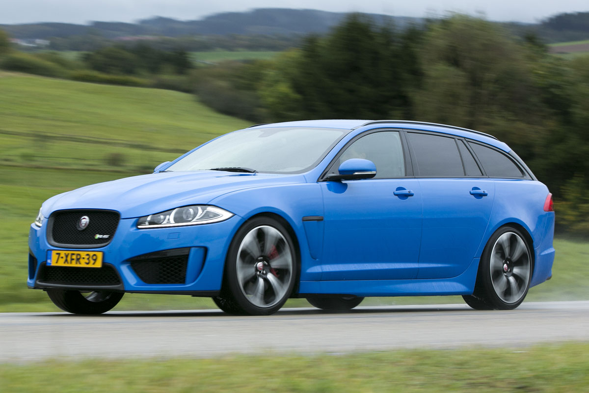 jaguar xfr s sportbrake 2014 autotest. Black Bedroom Furniture Sets. Home Design Ideas
