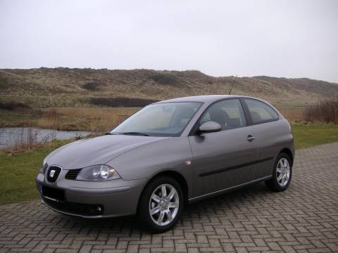seat ibiza 1 4 16v 75pk reference 2006. Black Bedroom Furniture Sets. Home Design Ideas
