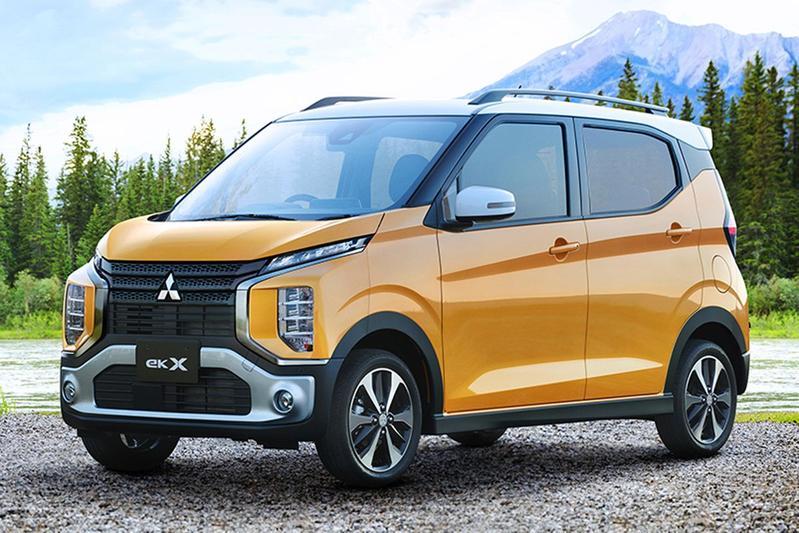 Mitsubishi ek Wagon en Nissan Dayz