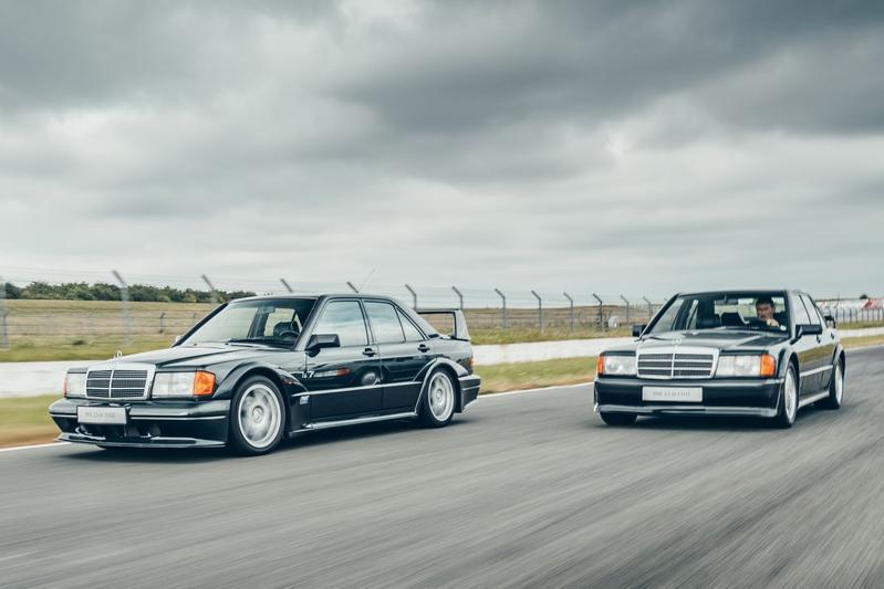 De heftigste Mercedes 190's