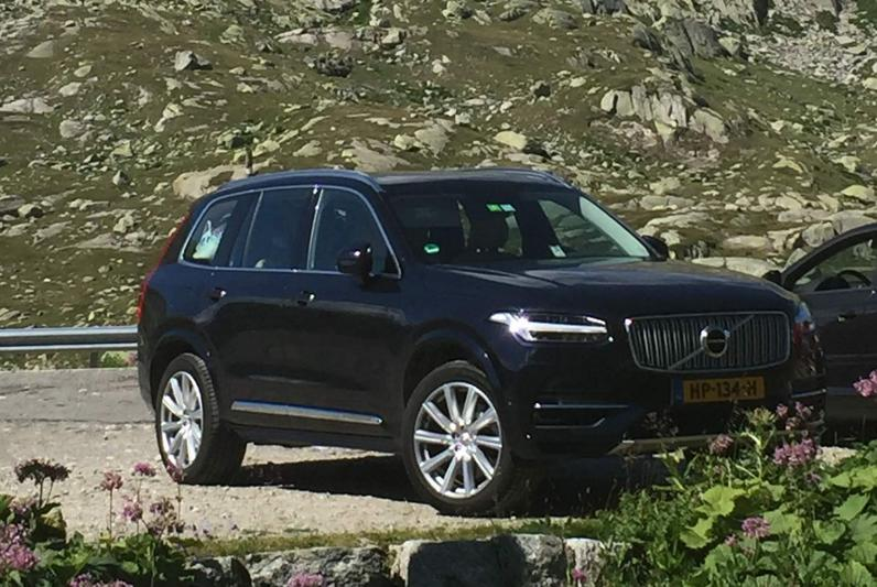 Volvo XC90 T8 Twin Engine Plug-in Hybrid AWD Inscription (2015)