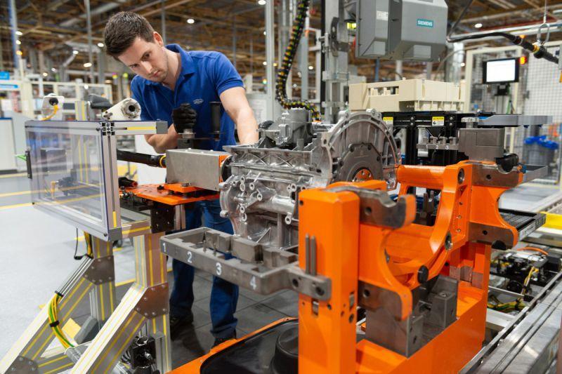 Ford fabriek Bridgend
