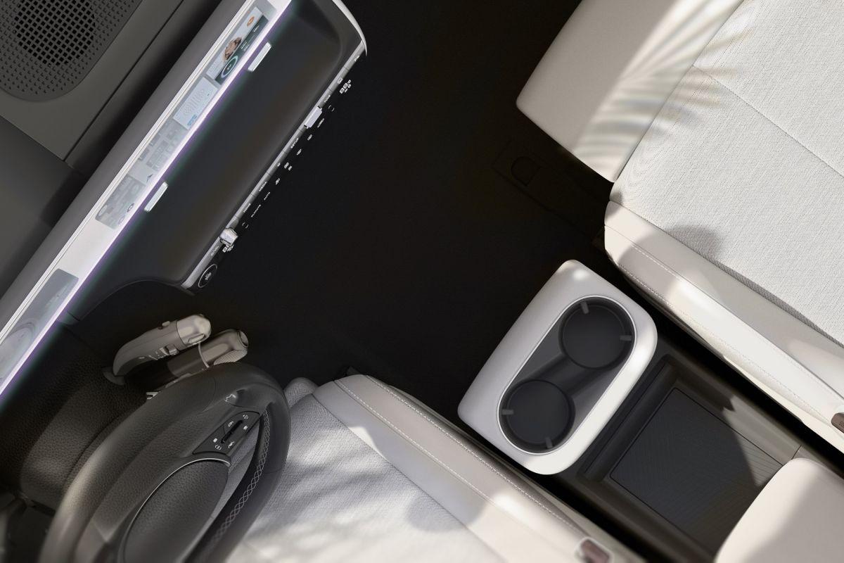 Interieur Hyundai Ioniq 5