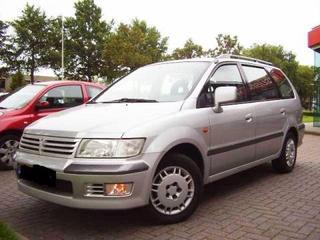 Mitsubishi Space Wagon 2.0 GLXi (2001)