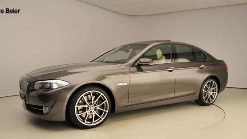 BMW 550i High Executive (2010)