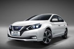 Nissan Sylphy EV in China