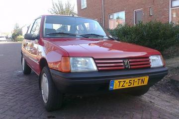 Peugeot 205 XR 1.4 (1989)