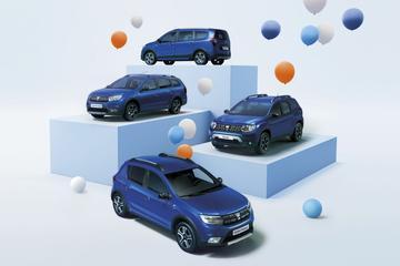 Terugblik: het nieuwe Dacia 15 jaar in Europa