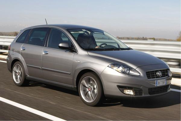 Facelift Friday Fiat Croma