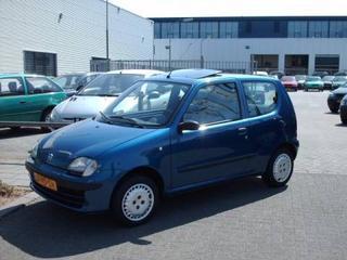 Fiat Seicento 1.1 S (2001)