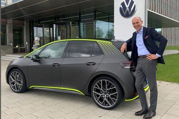 Groen licht voor Volkswagen ID3 GTX