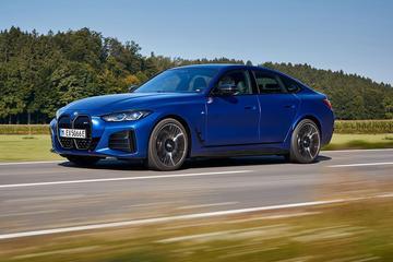 Test: BMW i4 M50