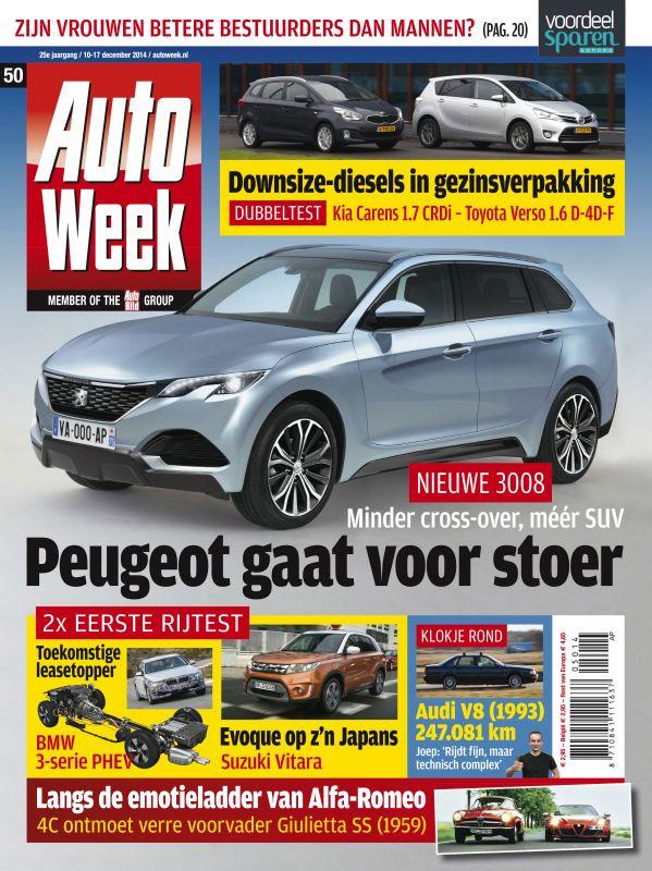 AutoWeek 50 2014