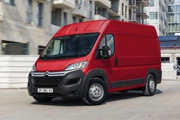 Citroën maakt prijs elektrische ë-Jumper bekend