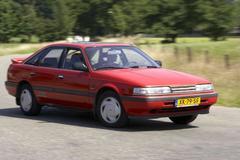 Mazda 626 2.0i-16V GT 4WS