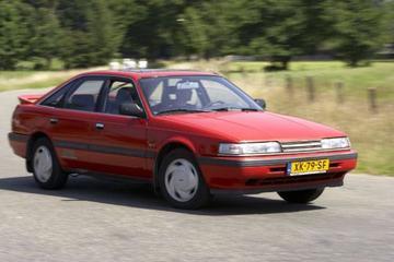 Mazda 626 2.0i-16V GT 4WS (1989)