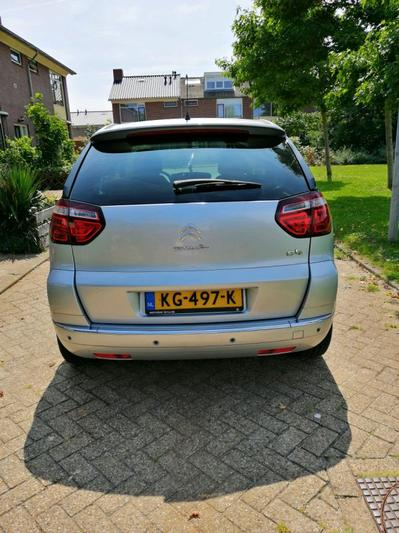 Citroën C4 Picasso HDi 110 Ligne Business (2012)
