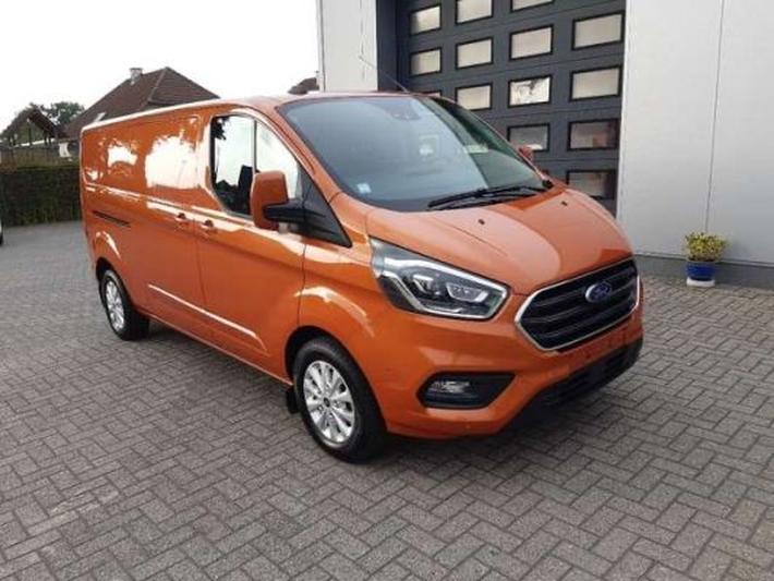 Ford Transit Custom L2H1 300 130pk Limited (2019)