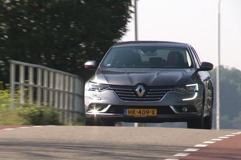 Renault Talisman - Afscheid Duurtest