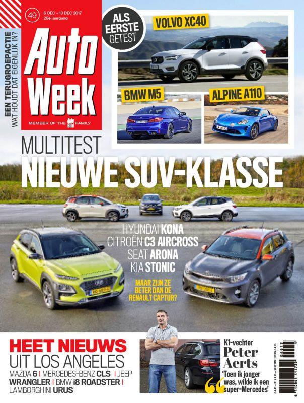 AutoWeek 49 2017